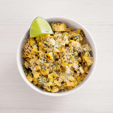 Chargrilled Street Corn Bowl