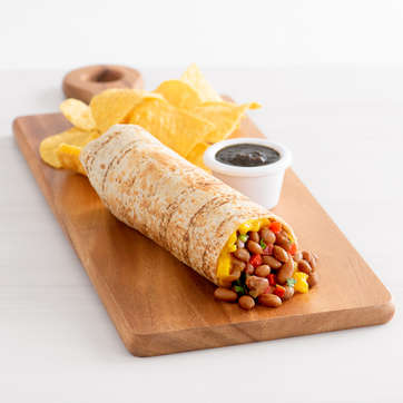 Bean + Cheese Burrito