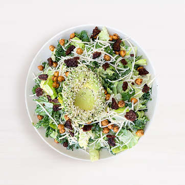 Savory Kale Caesar