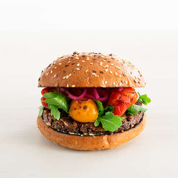 House Veggie Burger