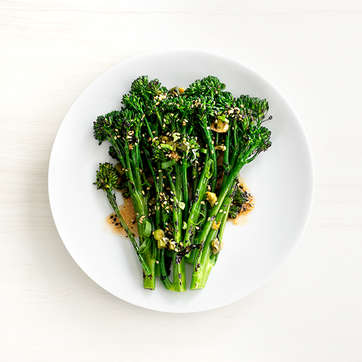 Sesame Ginger Broccolini