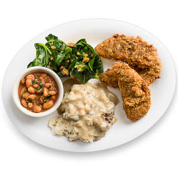 Southern Spicy Fried Chickin