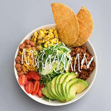 Super Taco Salad
