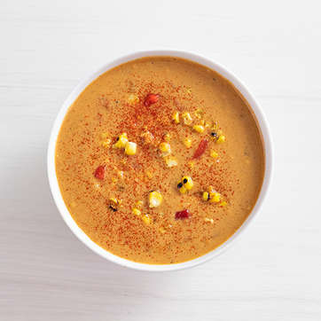 Smoky Corn Bisque