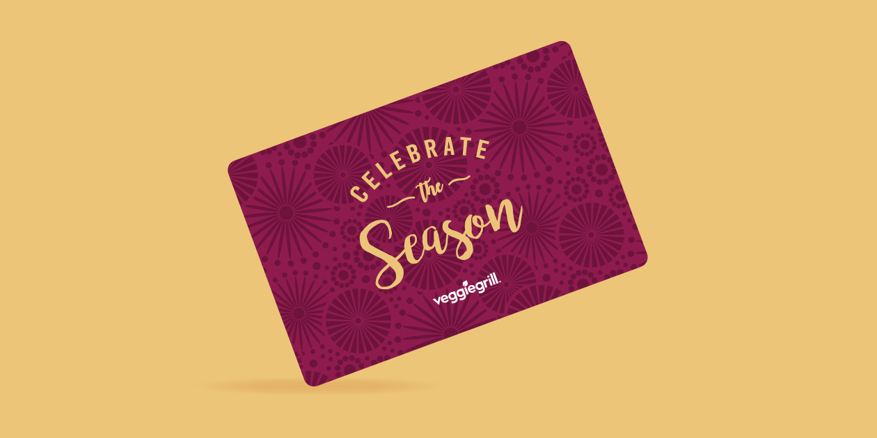Veggie Grill Gift Card