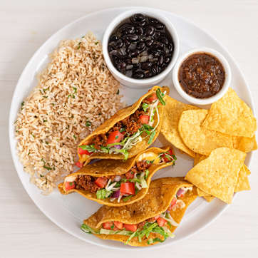 Beyond Crispy Tacos