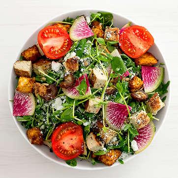 Spring Farm Salad
