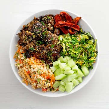 Bulgogi Beef Protein Bowl